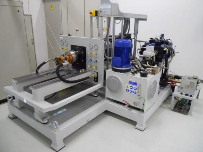 Fprl Rig For Hydraulic Pumps And Motors Testing: hydraulic motor testing